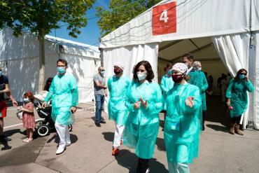 Coronavirus en España: test masivos confirmaron que un 20% presentó inmunidad ante el COVID-19