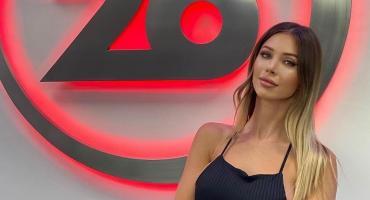Romina Malaspina debutó en Canal 26: