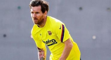 Messi dejó vencer la cláusula que le daba