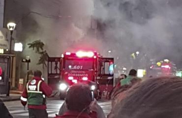 Alberto Crescenti tras explosión en Villa Crespo: