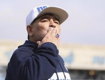 Es oficial: Gimnasia confirmó la continuidad de Maradona hasta el 2021