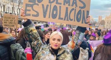 """Lali Espósito sobre violación en manada en Chubut: """"Me da pánico que mi hija desaparezca"""