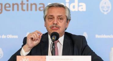 Alberto Fernández brinda conferencia de prensa para dar nuevos anuncios