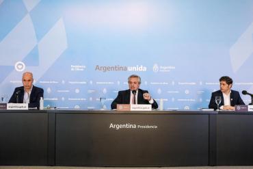 Cuarentena en el AMBA: Alberto Fernández define su continuidad el lunes con Rodríguez Larreta y Kicillof