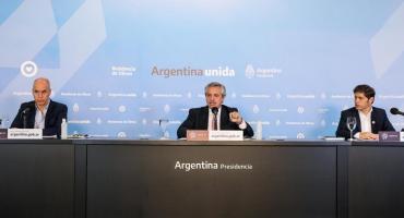 Coronavirus en Argentina: Alberto Fernández extendió cuarentena hasta el 28 de junio