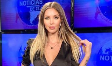 Romina Malaspina y el youtuber