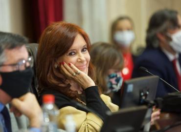 Cristina Kirchner, en Día del Periodista: