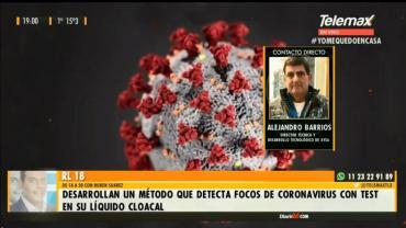 Desarrollan método que detecta focos de coronavirus con tests PCR de su líquido cloacal