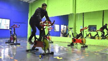 San Luis: abren gimnasios y amplían horarios de atención de bares y restaurantes