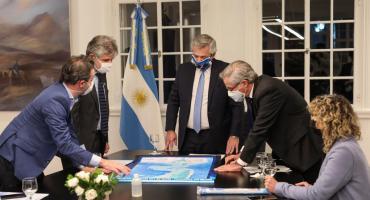 Malvinas: Alberto Fernández enviará tres proyectos de ley para darle status de política de Estado al reclamo argentino de soberanía