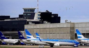 Por obras hasta diciembre en Aeroparque, derivarán vuelos a Ezeiza