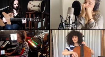Mujeres de la música nacional presentaron una reversión de