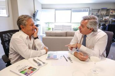 """Duhalde: """"Alberto Fernández tiene la costumbre de cerrarse y así no se puede gobernar"""""""