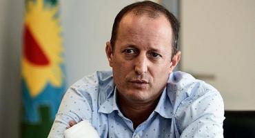 Martín Insaurralde recibió el alta médica y continuará el tratamiento en su casa