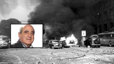 A 65 años del bombardeo de Plaza de Mayo