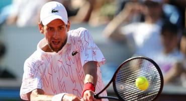 Alarma en el tenis: temor por posible contagio de coronavirus de Novak Djokovic
