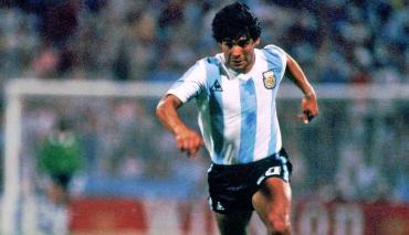 Argentina vs Hungría: 38 años de la primera gran actuación de Maradona en un Mundial