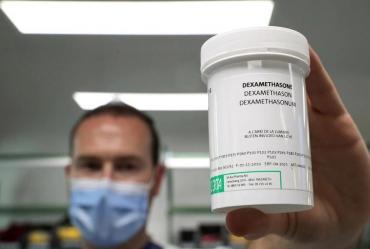 Dexametasona: en qué pacientes infectados de coronavirus es efectiva y por qué
