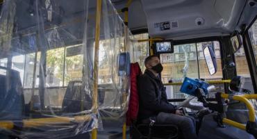 Transporte público: La Provincia afirma que habrá 2 millones menos de personas circulando