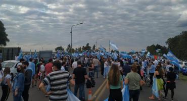 Vicentin: la UCR respondió al video de Alfonsín que publicó Alberto Fernández tras las protestas