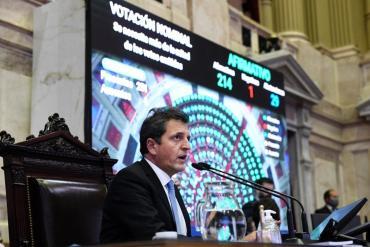 Diputados: el oficialismo avanzará este Martes con el dictamen del proyecto sobre la nueva moratoria
