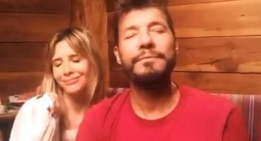Marcelo Tinelli y Guillermina Valdéz derretidos de amor por Igor