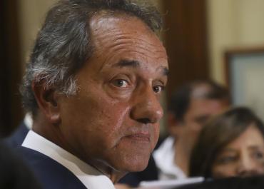 Daniel Scioli fue oficializado como embajador argentino en Brasil