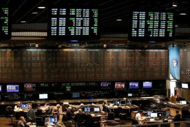 Mercados: La Bolsa Porteña pierde más de 2% afectada por los Mercados Internacionales.
