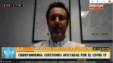 Ciberpandemia: cuestiones afectadas por el COVID-19