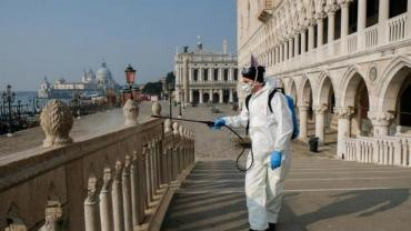 En Italia las grandes ciudades turísticas perderán 34 millones de visitantes por el coronavirus