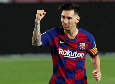 El gol 700 de Messi no alcanzó: Barcelona empató con el Atlético de Madrid y se complicó en La Liga