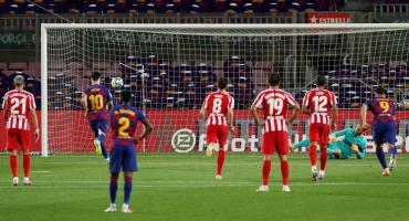 VIDEO: así fue el lujoso gol 700 de Messi en el empate del Barcelona
