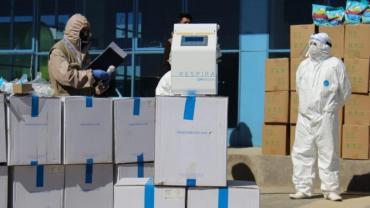 "Compra de respiradores con sobreprecios en Bolivia: para un politólogo se trata de ""corrupción pública"""
