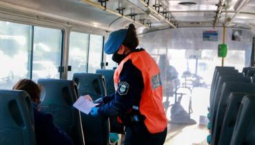 Cuarentena estricta en el AMBA: el uso del transporte público bajó 8%
