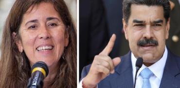 La Venezuela de Maduro dio marcha atrás y suspendió expulsión de embajadora de la UE