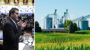 El sector Agroindustrial consideró positiva la iniciativa parlamentaria de Sergio Massa contra el