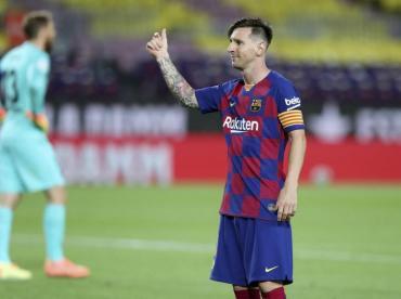 Rumores en España: aseguran que Messi piensa en su salida del Barcelona