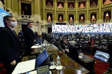 Oficialismo y oposición acordaron sesiones en julio en Cámara de Diputados: los temas en agenda