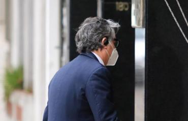 Espionaje ilegal: juez Villena fue apartado de la causa ante