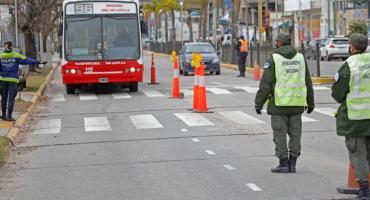 Cuarentena estricta en números: bajó un 17% el tránsito en autopistas y 8% en avenidas porteñas
