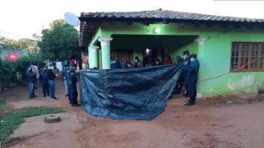Conmoción en Paraguay: policía discutió con su ex y mató a sus bebés, suegros y a una cuñada