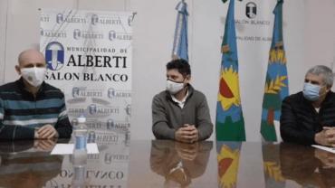Otro baby shower puso en alerta a Alberti: 70 aislados, varios con síntomas de coronavirus