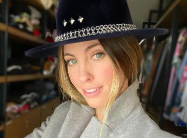 Rocío Guirao Díaz y un sexy beboteo que encendió las redes