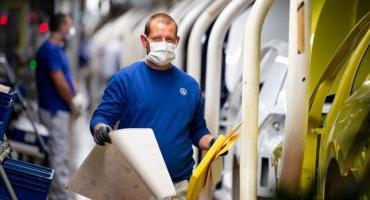 Coronavirus en Alemania: gobierno proyecta que la economía repuntará en octubre