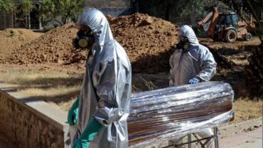 Bolivia: reportan cadáveres de víctimas de coronavirus en las calles por colapso del sistema funerario