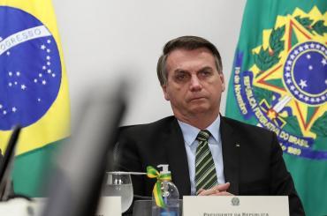 Bolsonaro reveló que tiene síntomas de coronavirus y espera resultados del test