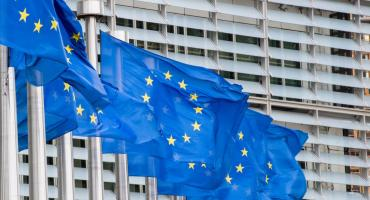 Por el coronavirus, la CE estima que la economía de la Eurozona caerá hasta 8,7%