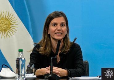 Fernanda Raverta dijo que la Anses capitalizó
