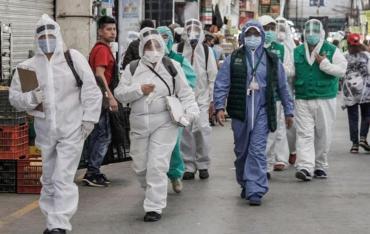 Coronavirus en México: más de 275.000 casos confirmados y cerca de 33.000 muertes