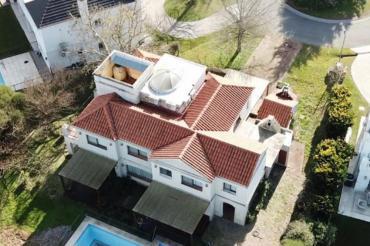 Cómo es la casa para prisión domiciliaria de Lázaro Báez: 250 m2, pileta y $300 mil de deudas en expensas